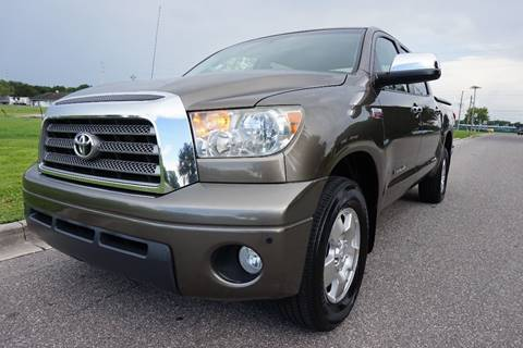 2007 Toyota Tundra for sale at Horizon Motors, Inc. in Ocoee FL