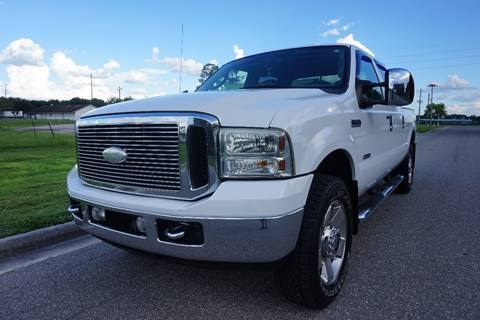 2007 Ford F-250 Super Duty for sale at Horizon Motors, Inc. in Ocoee FL