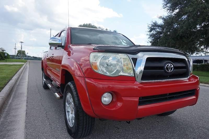 2006 Toyota Tacoma for sale at Horizon Motors, Inc. in Ocoee FL