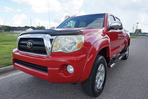 2006 Toyota Tacoma for sale at Horizon Motors, Inc. in Ocoee FL