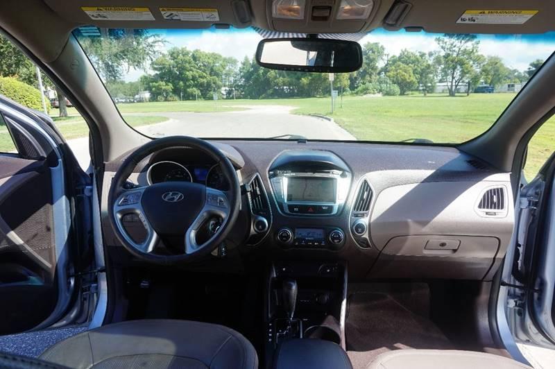 2012 Hyundai Tucson for sale at Horizon Motors, Inc. in Ocoee FL