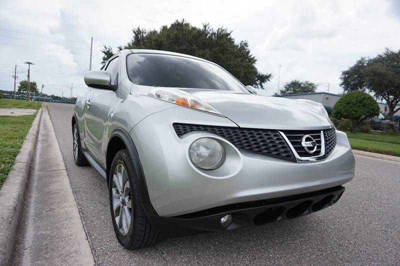 2011 Nissan JUKE for sale at Horizon Motors, Inc. in Ocoee FL