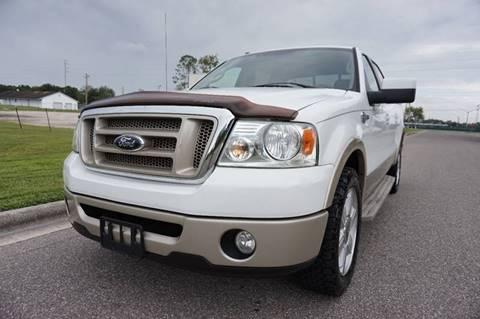 2008 Ford F-150 for sale at Horizon Motors, Inc. in Ocoee FL