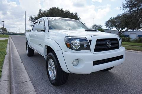 2008 Toyota Tacoma for sale at Horizon Motors, Inc. in Ocoee FL