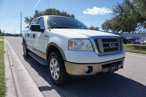 2006 Ford F-150 for sale at Horizon Motors, Inc. in Ocoee FL