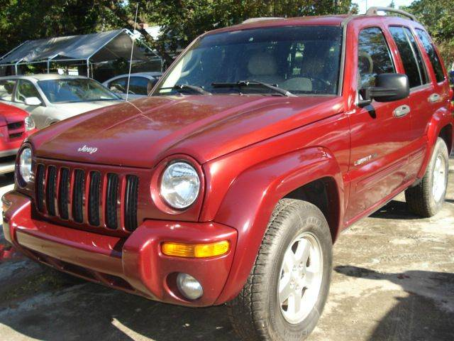 2003 jeep liberty limited 4dr suv in charleston sc auto. Black Bedroom Furniture Sets. Home Design Ideas