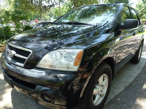 2006 Kia Sorento for sale in Charleston, SC