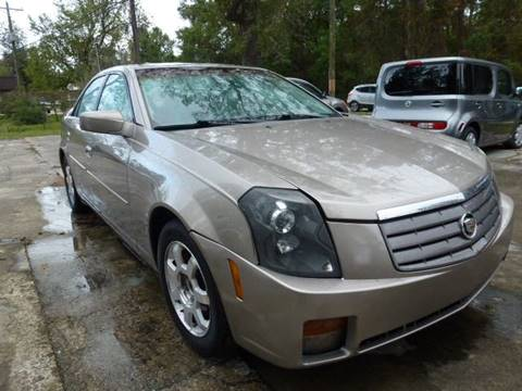 2004 Cadillac CTS for sale in Charleston, SC