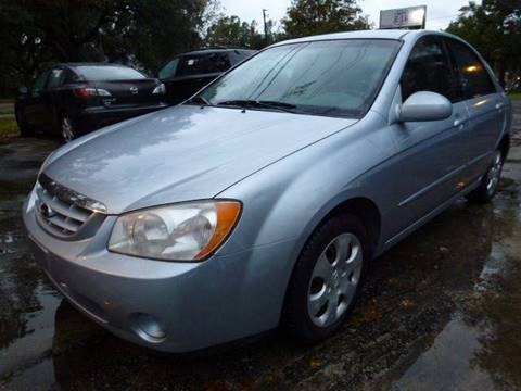 2006 Kia Spectra for sale in Charleston, SC
