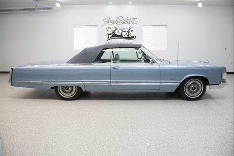 1967 Chrysler Imperial for sale in Sioux Falls, SD