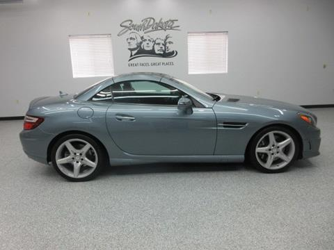 2013 Mercedes-Benz SLK for sale in Sioux Falls, SD