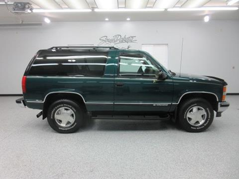 1998 Chevrolet Tahoe for sale in Sioux Falls, SD