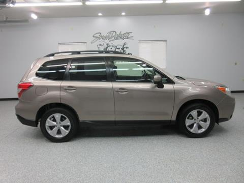 2016 Subaru Forester for sale in Sioux Falls, SD