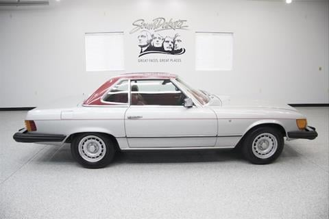 1976 Mercedes-Benz 450-Class for sale in Sioux Falls, SD