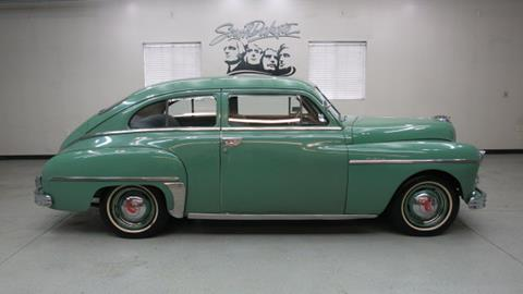 1949 Plymouth Deluxe for sale in Sioux Falls, SD