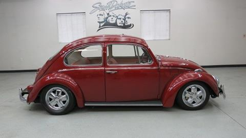 1969 Volkswagen Beetle for sale in Sioux Falls, SD