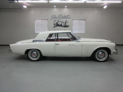 1962 Studebaker Gran Turismo for sale in Sioux Falls, SD