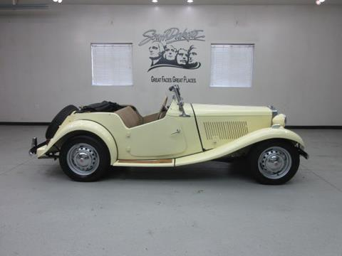 1951 MG TD for sale in Sioux Falls, SD