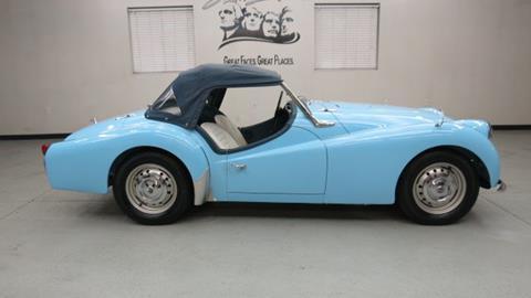 1959 Triumph Tr3 for sale in Sioux Falls, SD
