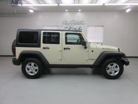 2011 Jeep Wrangler Unlimited for sale in Sioux Falls, SD