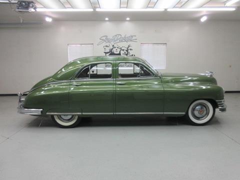 1948 Packard Deluxe 8