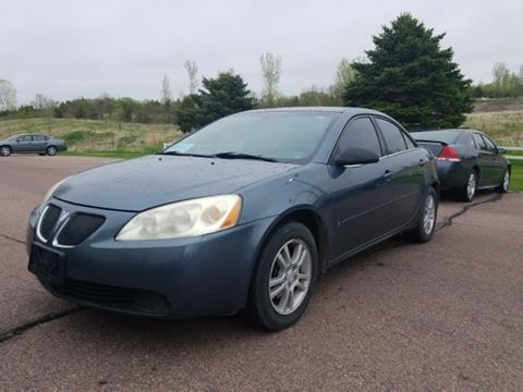 2006 Pontiac G6 for sale in Sioux Falls, SD