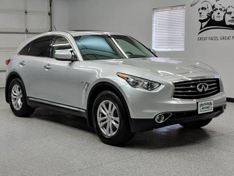 Used 2014 Infiniti Qx70 For Sale In New Jersey Carsforsale