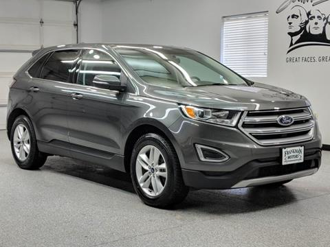 ford edge for sale in sioux falls sd. Black Bedroom Furniture Sets. Home Design Ideas