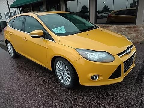 2012 Ford Focus For Sale In Sioux Falls Sd