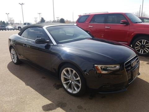 2013 Audi A5 for sale in Sioux Falls, SD