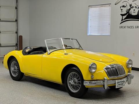 1958 MG MGA for sale in Sioux Falls, SD