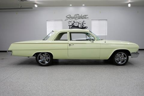 1962 Chevrolet Biscayne for sale in Sioux Falls, SD