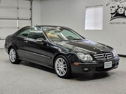 2008 Mercedes-Benz CLK for sale in Sioux Falls, SD