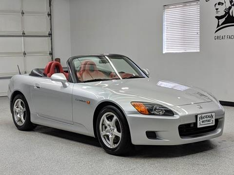 2002 Honda S2000 for sale in Sioux Falls, SD
