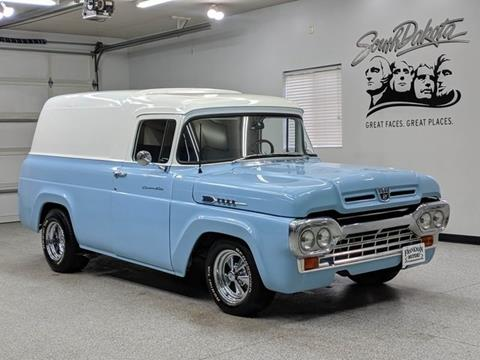 1960 Ford F-100 for sale in Sioux Falls, SD