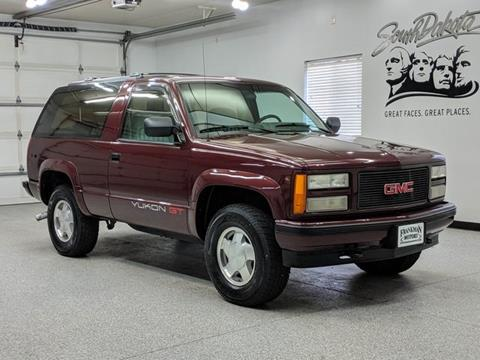 1993 GMC Yukon for sale in Sioux Falls, SD