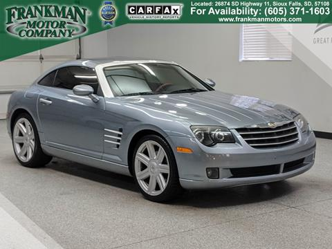 2004 Chrysler Crossfire for sale in Sioux Falls, SD