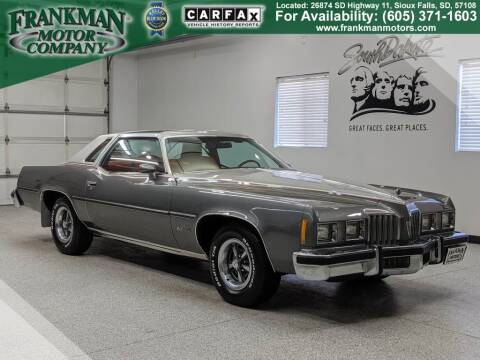 1977 Pontiac Grand Prix for sale in Sioux Falls, SD