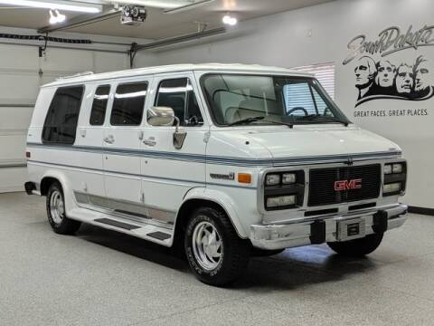 1992 GMC Vandura G25