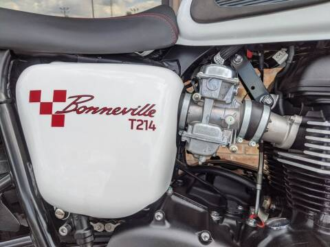 2015 Triumph Bonneville