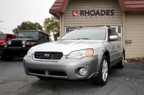 2007 Subaru Outback for sale in Columbia City, IN