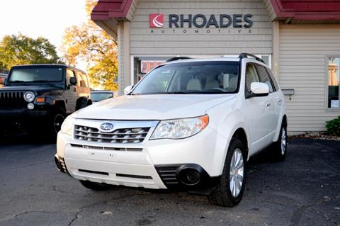 2012 Subaru Forester for sale in Columbia City, IN