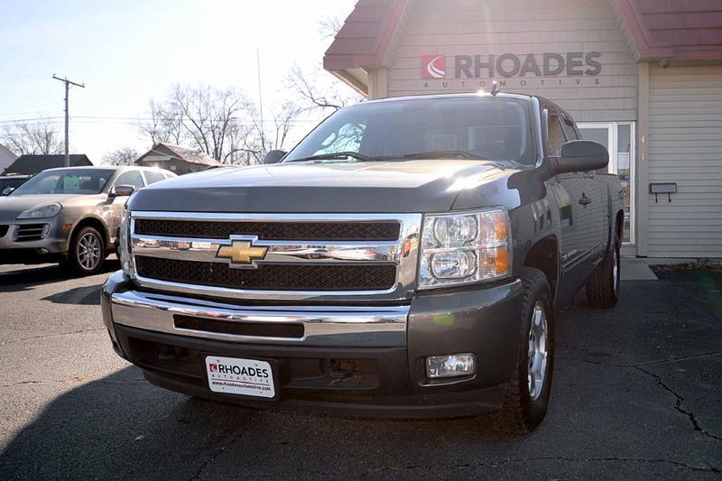 2011 Chevrolet Silverado 1500 For Sale At Rhoades Automotive In Columbia  City IN