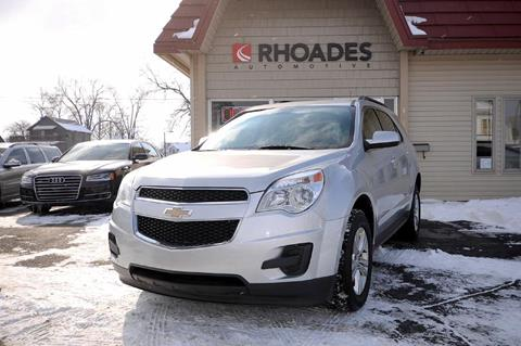 2010 Chevrolet Equinox for sale in Columbia City, IN
