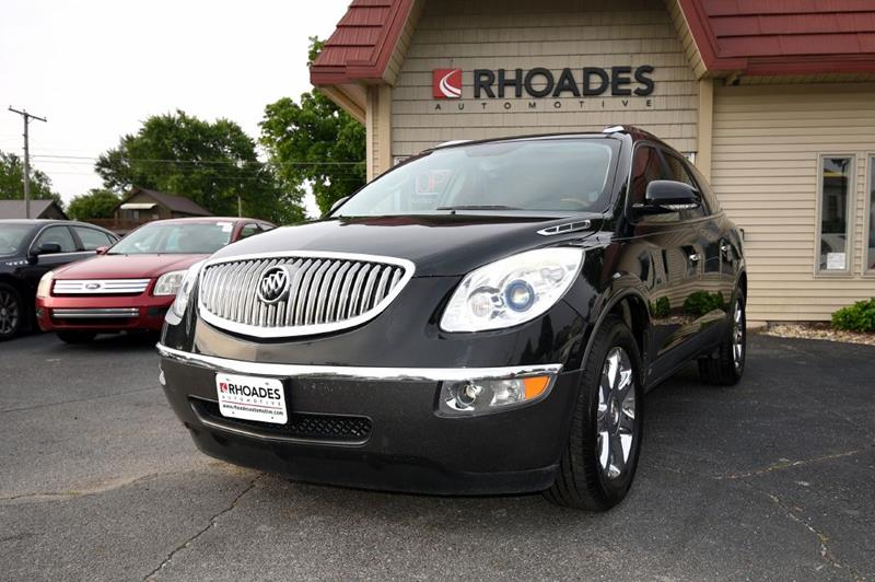 buick enclave carfax photos with for used sale