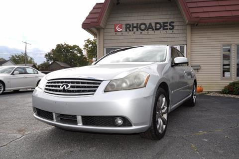 Infiniti M35 For Sale In Indiana Carsforsale