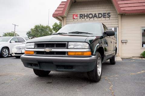 2003 Chevrolet S-10 for sale in Columbia City, IN