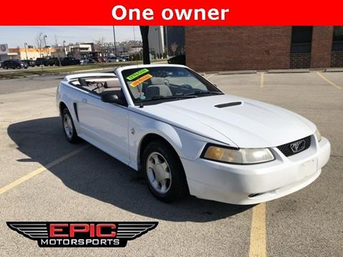 1999 Ford Mustang for sale in Rosemont, IL