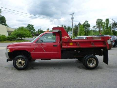 1998 Dodge Ram Pickup 3500 for sale in Milford, NH