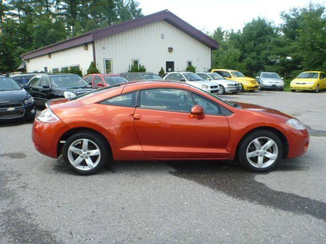 Perfect 2007 Mitsubishi Eclipse For Sale At Milford Auto Outlet In Milford NH